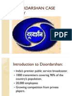 Doordarshan Case Study