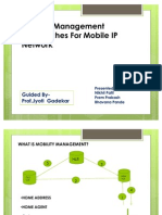 Mobility Management Ppts