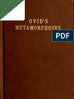 Ovid, Metamorphoses 001