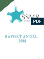 RAPORT SME 2008