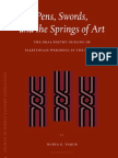 Pens, Swords, And the Springs of Art (Brill Studies in Middle Eastern Literatures