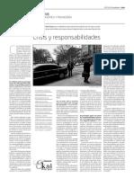 Crisis y Responsabilidades (GARA)