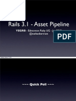 Asset Pipeline in Rails 3.1