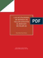 Resellos Felipe III