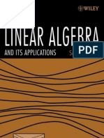 linear algebra and its applications 5th edition pdf solutions
