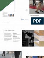 Floor Care Brochure
