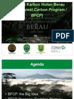 Berau Forest Carbon Program Overview
