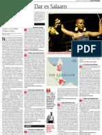 En Weekend i Dar es Salaam (side 1)