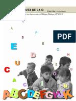 proyecto premio compensación CEIP Maria de la O