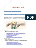 Manual de Bioetica