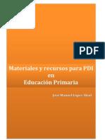 Recursos para PDI en Educación Primaria