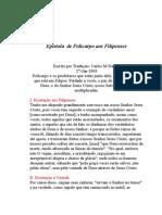 26 - Epístola de Policarpo aos Filipenses