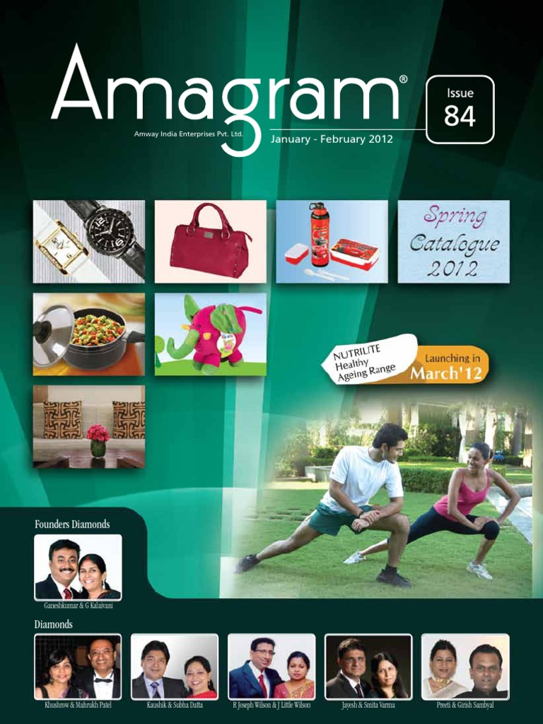 Amagram84 PDF | Contentment | Happiness & Self-Help