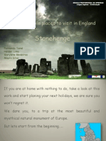 Unforgettable Places to Visit in England- Stonehenge