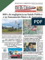 Correio Da Cidadania - Ed 41- 2quinz Nov2011