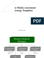 Business Model & Strategy Templates