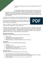 Job Analysis (2)