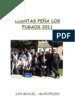 PEÑA LOS FUGAOS 2011 5.1