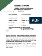 Teori Belajar Bahasa C014-InD 521
