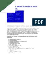 Configurare Optima Bios Explicat Foarte Detaliat Vol