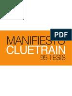 2_Manifiesto Cluetrain - 95 Tesis