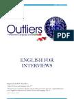 Apostila Inglês para Entrevista