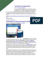 Actualizar Outlook 2010