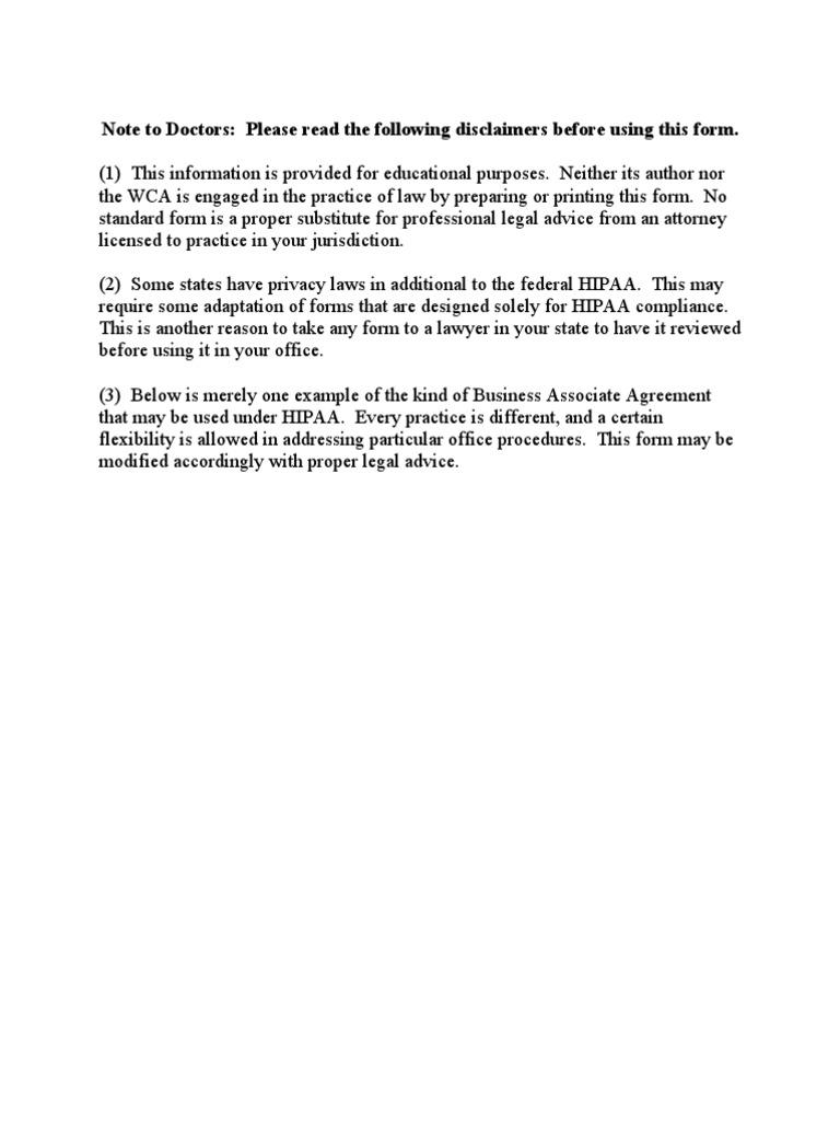 Hipaa Business Health Insurance Portability And Accountability Act