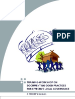Documentation Manual