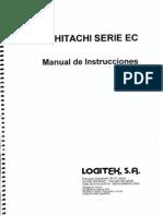 Hitachi PLC EC Manual de Instrucciones (Spanish)