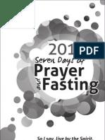 Fasting Manual English