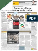 Centro Histórico de Lima es cotizado por su patrimonio y por los empresarios