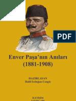 Halil Erdoğan Cengiz - Enver Paşa Anıları