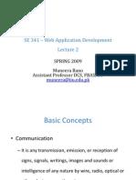 SE 341 –Lecture 2