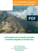70550772 La Prevencion de Los Grandes Incendios Forest Ales Adaptada Al Incendio Tipo