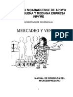 Manual de Mercadeo y Ventas