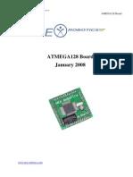 Atmega128 Board