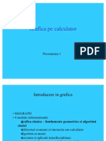 Introduce Re in Grafica