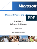 Microsoft Smart Energy Reference Architecture