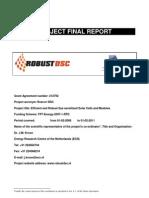Final Publish Able Report_ROBUST DSC