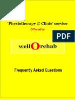 wellOrehab Out Patient PT Document