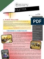 CU Newsletter Spring Issue