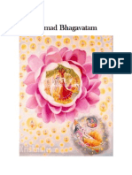 Srimad Bhagavatam Cantos 1to 8  Picture Form