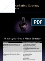 Black 15in1 Web Marketing Strategy