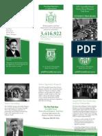 Puerto Rican/Hispanic Task Force Student Program Brochure