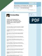 Strahlenfolter - Christian Welp - Twitter