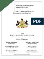 FJD Civil E-Filing User Manual