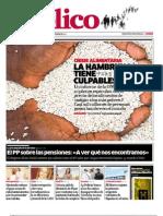 Conclusiones de la FAO sobre el hambruna