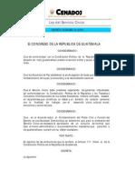 Decreto 20-2003