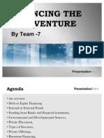 20630760 Financing the New Venture